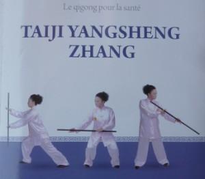 Qi Gong avec bâton