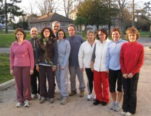 formation CQP Dijon décembre 2010