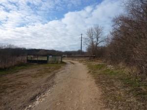 Montfaucon vers le local des chasseurs