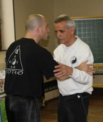 Tui Shou avec Yannick Costenza