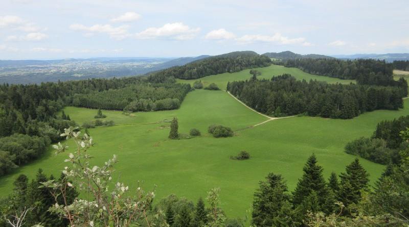 panorama du belvédère de Brachey