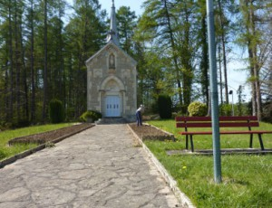 Deluz chapelle