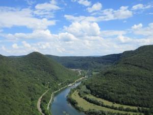 Vallée du Doubs et Laissey du Loriot