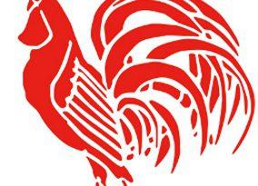 Nouvel An Chinois : Bonne Année du Coq de feu