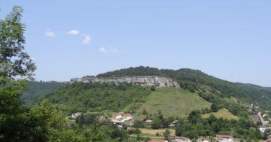 la roche du mont en 2013 vue d'Ully