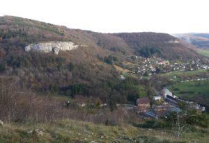 Roche Bottine depuis le Mont