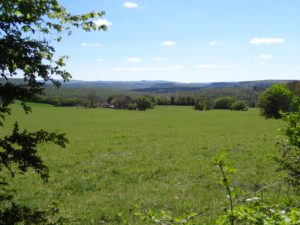 panorama ferme de Buillon