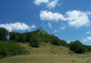 Vallée de la Brême : rocher du tourbillon et Bonnevaux le Prieuré