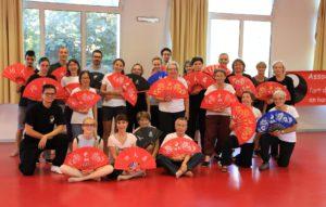 stage de Tai Ji Shan juin 17