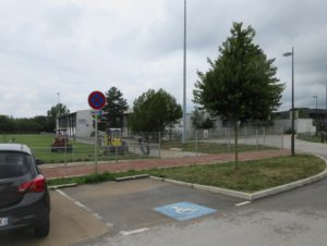 complexe sportif des Orchamps rue Chopin