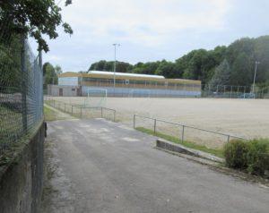Gymnase et terrain de Clairs Soleils