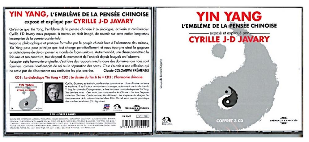Yin Yang Cyrille Javary