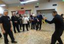 A mains nues ou avec une épée, les principes du Tai Ji sont les mêmes dans le «snake style»