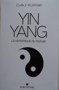 Yin Yang par Cyrille Javary