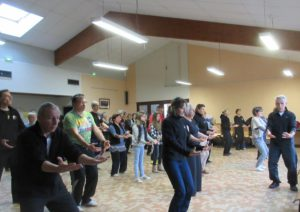 Qi Gong des sons 3°