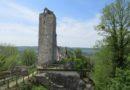 Très belle randonnée au Castel Saint Denis près de la Loue
