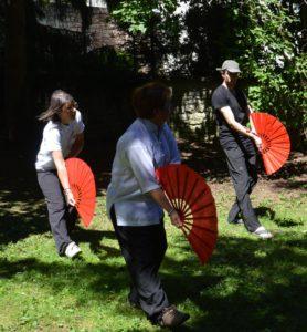 Tai Ji Shan fête des Chaprais
