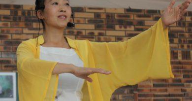 Ke Wen Qi Gong