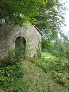 Malbrans chapelle du Croc