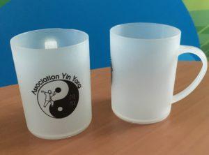 Eco Cup Yin Yang