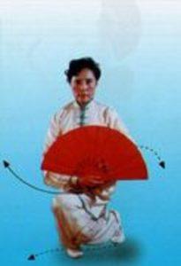 Tai Ji Shan position basse