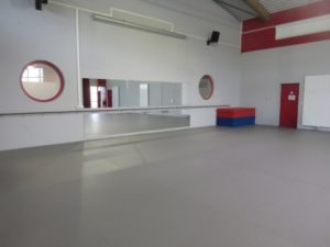salle de la Grette