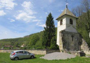 chapelle Bonnevaux le Prieuré