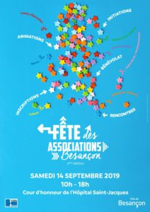 Fête des associations 9-19