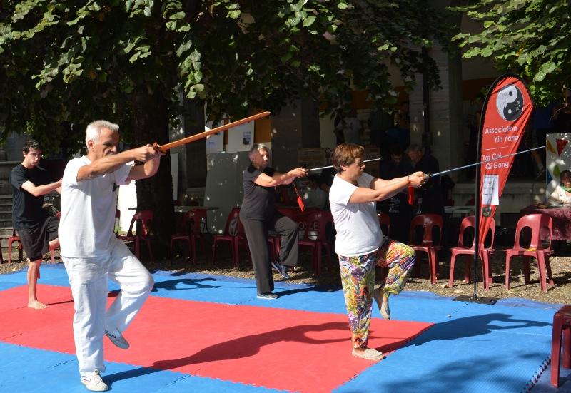 épée démo septembre 19