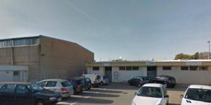 salle des arts martiaux de Montrapon