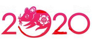 2020 l'année du rat