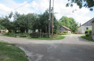 rue Billerey à Montivernage