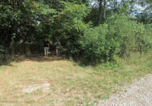 Montivernage Chemin