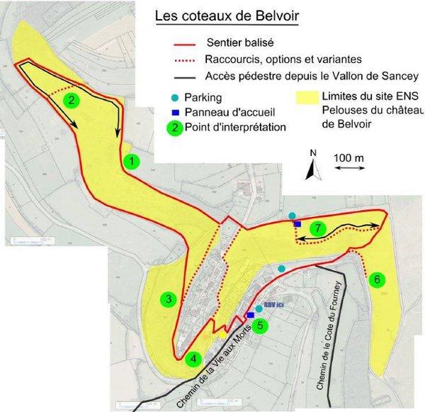 Belvoir château